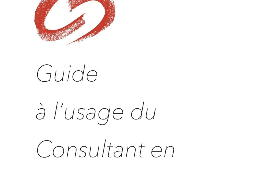 Guide du consultant en sophrologie