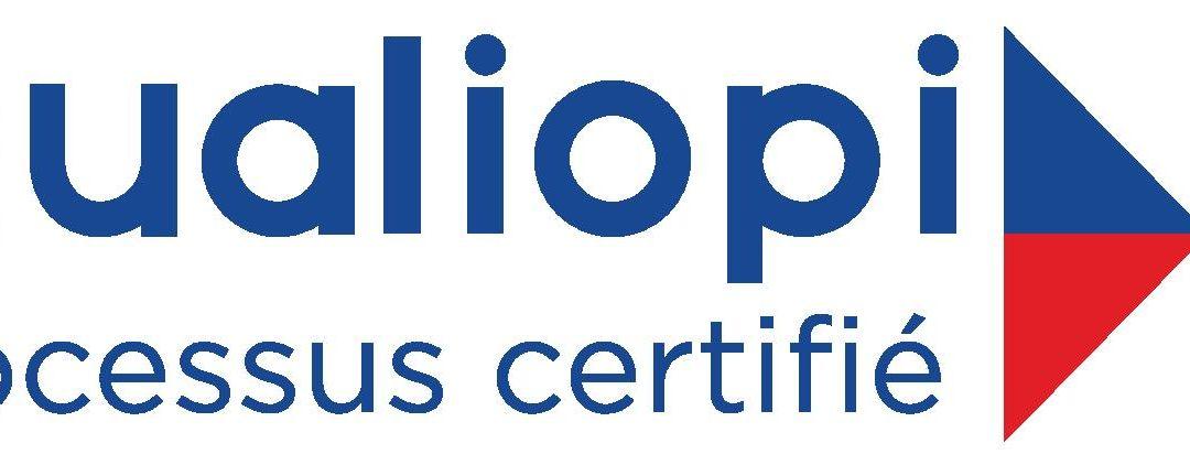 L'ISH obtient la certification Qualiopi !