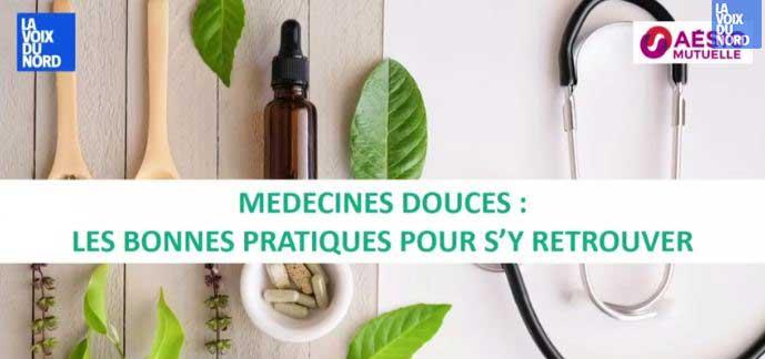 Conférence conférence « Médecines douces : les bonnes pratiques pour s'y retrouver »