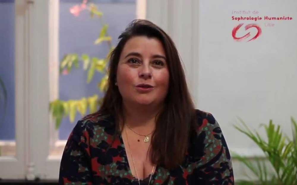 Vivre sa formation de sophrologue à l'ISH – Delphine Désir, Responsable RH